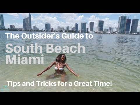 The Outsider's Guide to Miami South Beach Fun | Top Tips