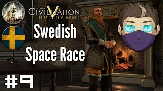 Civilization V: Swedish Space Race #9 - The Road to Gold