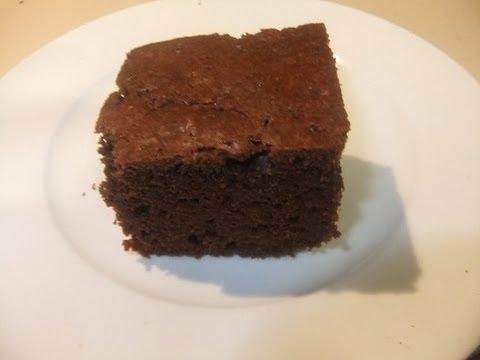 Chocolate & Sour Cream Cake