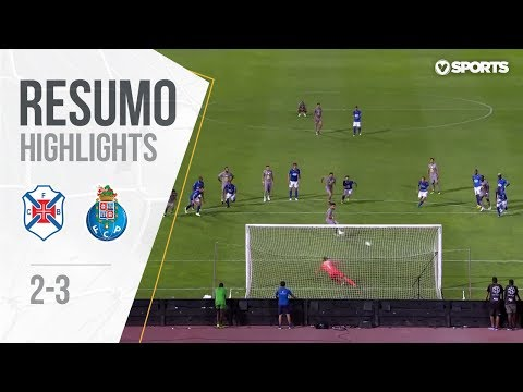 Highlights   Resumo: Belenenses 2-3 FC Porto (Liga 18/19 #2)
