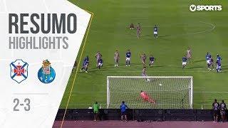 Highlights | Resumo: Belenenses 2-3 FC Porto (Liga 18/19 #2)