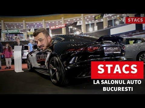 STACS @ Salonul Auto Bucuresti 2017 ( SAB )