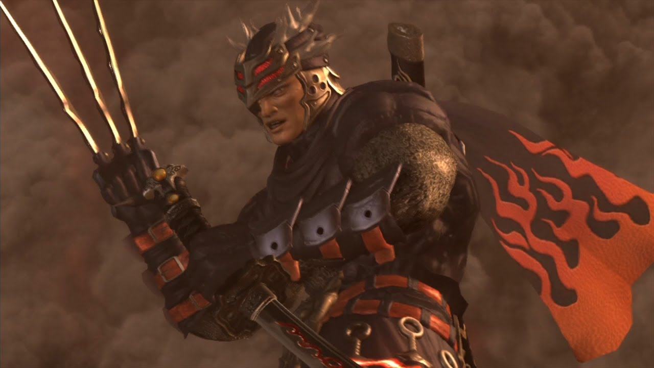 Ninja Gaiden 2 Master Ninja Chapter 11 Boss Genshin No Hurt Is Youtube
