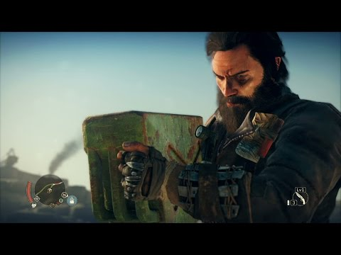 Mad Max: Giant Bomb Quick Look [Extended HD Gameplay]