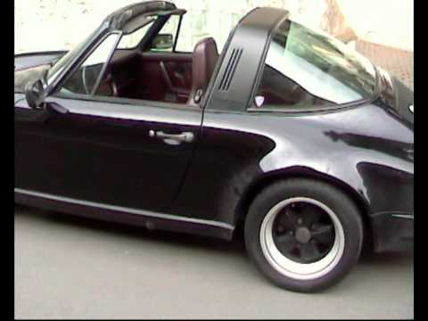 Porsche 911 Carrera 3 2 Targa Youtube