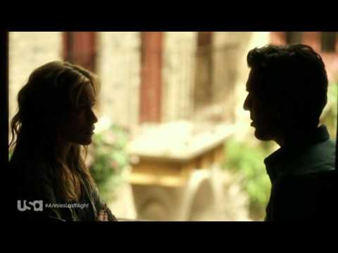 Annie and Eyal - Covert Affairs