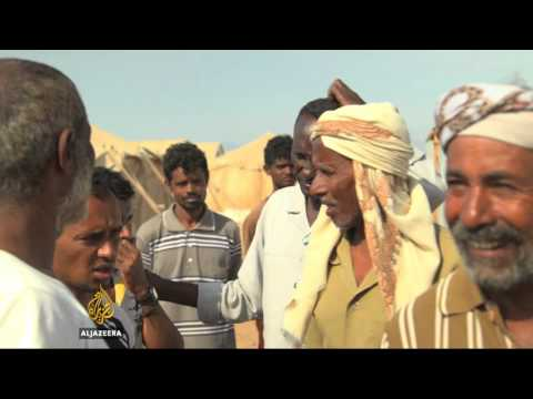 Yemenis seek refuge from war in Djibouti