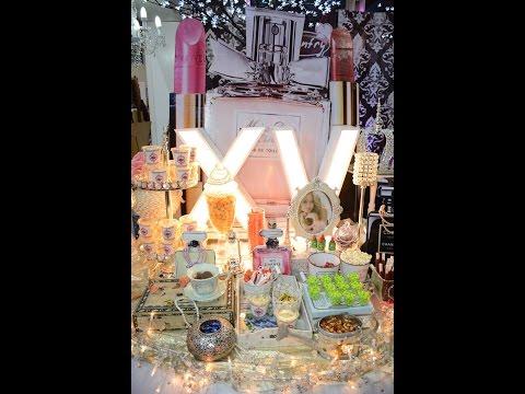 Mesas de Dulces y Pasteles en Expo Quinceañera