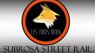 Street rail by Les Trois Roux