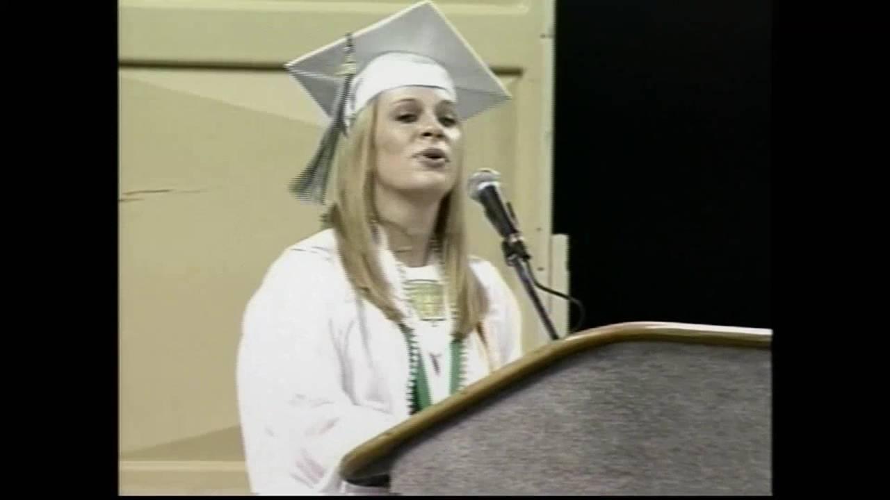 Kayla Beavers King High School Valedictorian Speech 2008