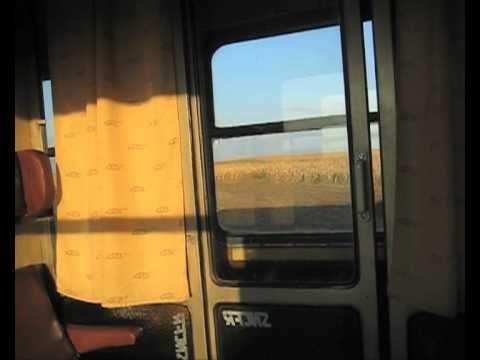 Night train to Romania