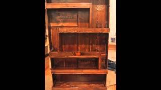 Wine Crate Carpentry
