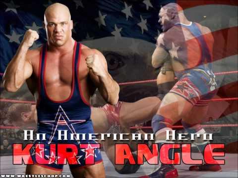 Kurt Angle TNA Theme Arena Effects