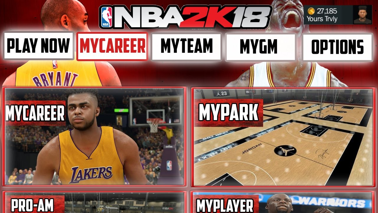 597c9a82c17 NBA 2K18 - MyCareer Concept - (Pre-Game Free Roaming Driving To Arena!)   CONCEPT IDEA