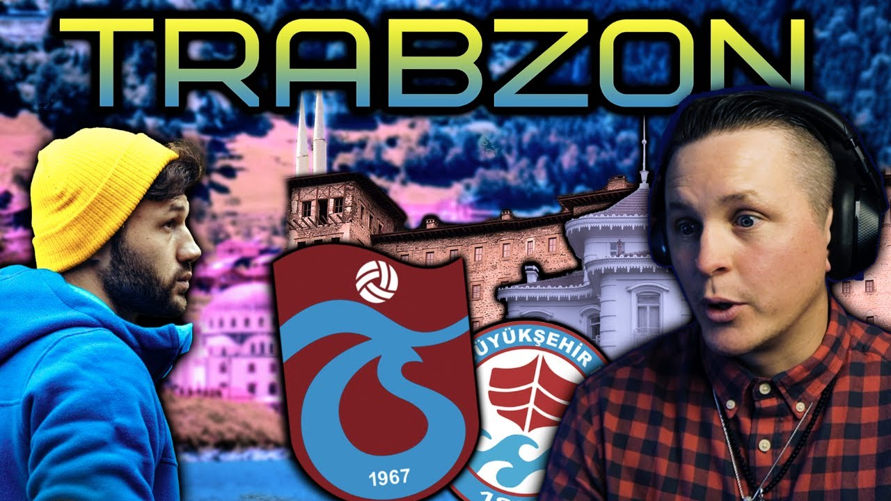 The JEWEL of the BLACK SEA REGION | SHOW ME TURKEY (TRABZON) - REACTION