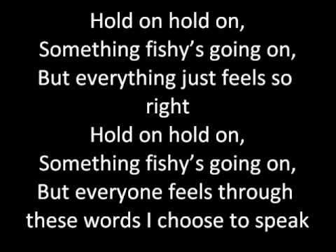 Hold On - Don Broco (LYRICS)