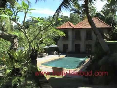 Travelling Bali- Accommodation Ubud - Bali Villa Ubud