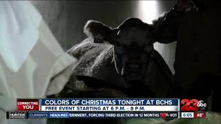 Colors of Christmas Thursday night at Bakersfield Christian High School