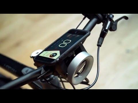 cobi die smarte e bike steuerung per smartphone mit bremslicht tagfahrlicht etc youtube. Black Bedroom Furniture Sets. Home Design Ideas