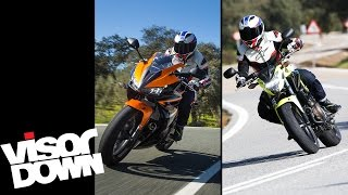 Honda CBR500R / CB500F review | Visordown road test