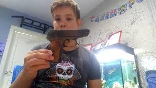 Мое оружие из дерева