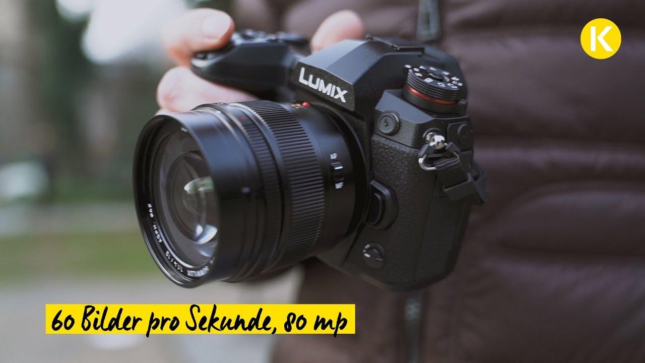 Panasonic Lumix G9 | 60 Bilder pro Sekunde & 80 Megapixel | Foto ...