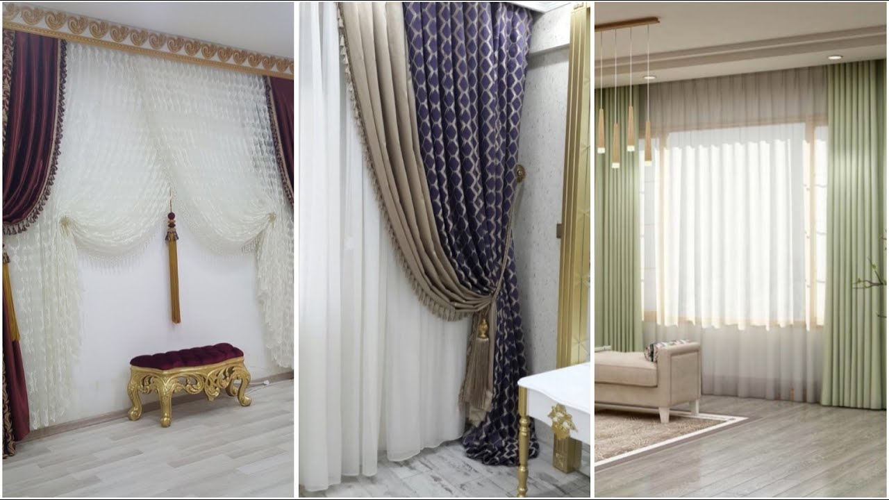 modern curtain design ideas window curtains for living rooms 2020