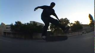 Antwuan Dixon (Out of Focus video part)