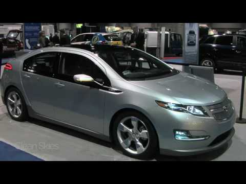 Chevy Volt Makes Deal with Pepco, Takes to the Road