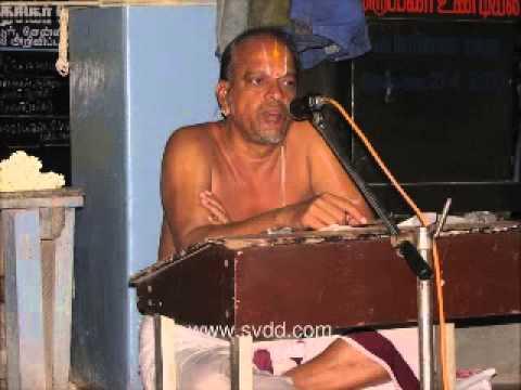 Part 002 - Sri Daya Shatakam Upanyasams - slOkams 1,2 - Valayapettai Ramachariar
