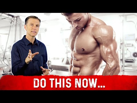 How to Grow Your Muscles