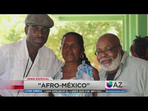 LOS AFROMEXICANOS