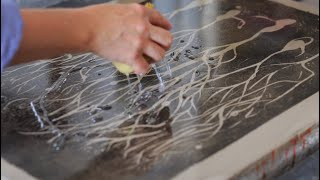 Mujeres de la litografía: Cora Texier