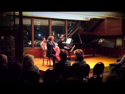 Rachmaninoff Cello Sonata - Andante - Ben Capps, Vassily Primakov