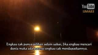 Saya Pemuda yang Selalu Ditolak - Syaikh Muhammad Mukhtar Asy-Syinqithi