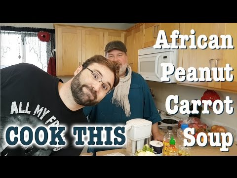 COOK THIS: African peanut carrot soup