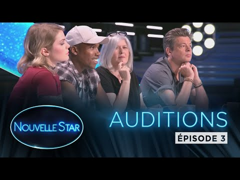 FULL EPISODE 03  - Auditions - Nouvelle Star 2017