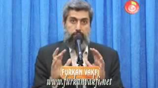 Alparslan Kuytul - İslam'da Cemaat Olmak Zorunluluk Mudur?