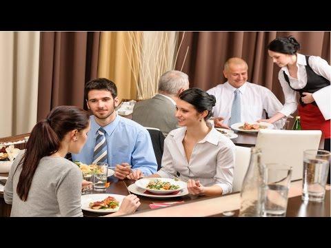 Curso Como Montar uma Cozinha Comercial - Salão do Restaurante