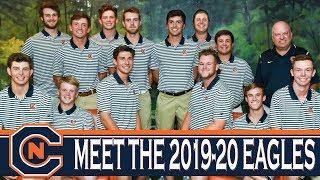 2019-20 Carson-Newman Men's Golf Roster Video