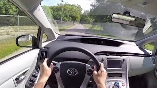 2015 Toyota Prius Three - WR TV POV Test Drive