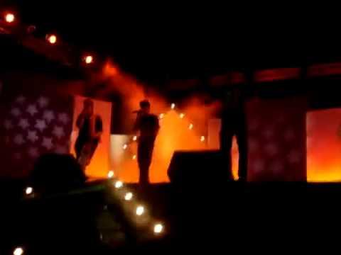 AYJ performs at MTV BASANT FESTIVAL AT KG(KARACHI ...
