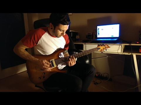 Nickelback - Feed The Machine GUITAR COVER
