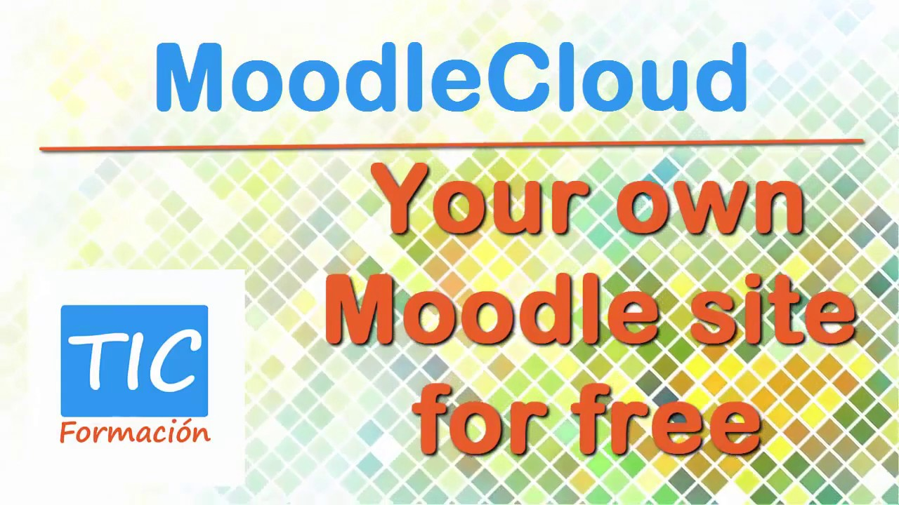 Get Your Own Moodle Site For Free With Moodlecloud Youtube