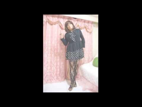 フェミニン系OL女装 武井莉香ちゃん 初めての動画撮影!
