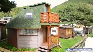 Splendidi bungalow nel cuore della Valle d'Aosta