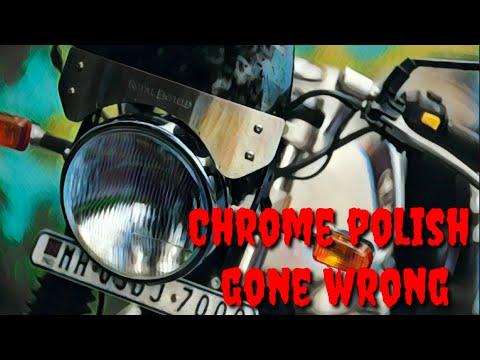 Chrome Polish Continental Gt 650