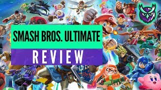 Super Smash Bros. Ultimate Switch Review (The BEST Smash?)