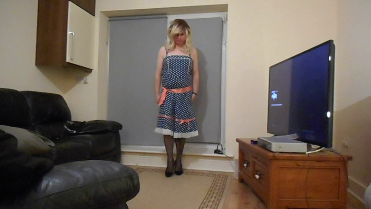 New crossdresser