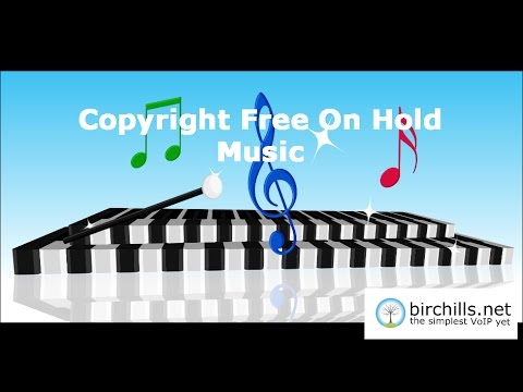 Free Copyright Free On Hold Music